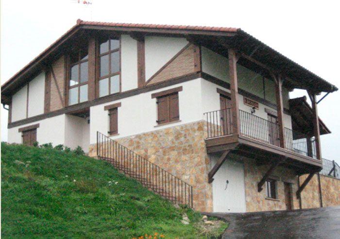 Venta e instalaci n de casas prefabricadas en iciz con - Casas prefabricadas en navarra ...